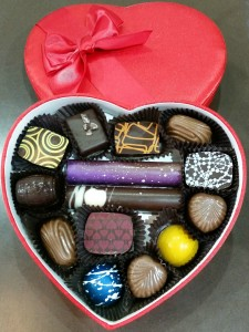 Celebrate Love with Chocolate!